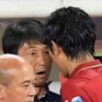 金崎夢生がキレる!(画像)理由は?その後の処分は日本代表から外された!
