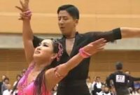 キンタロー ロペス 社交ダンス