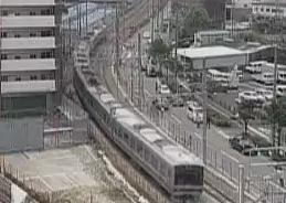 JR福知山線脱線事故 画像