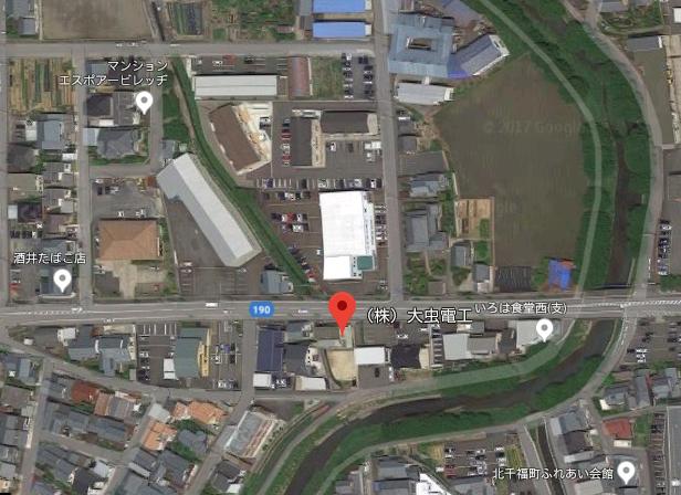 田中蓮 場所 地図 写真