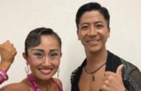 キンタロー ロペス 社交ダンス 画像