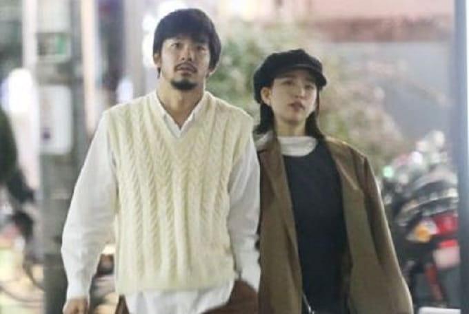 仲野太賀と森川葵のフライデー画像